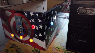 [WIP] TERMINE Mini pincab thème Captain América Img_2046