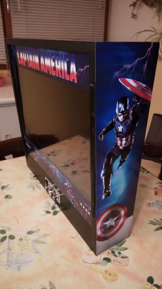 [WIP] TERMINE Mini pincab thème Captain América Img_2055