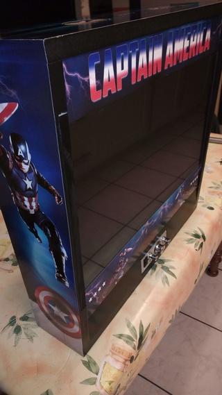 [WIP] TERMINE Mini pincab thème Captain América Img_2056