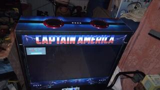 [WIP] TERMINE Mini pincab thème Captain América Img_2057