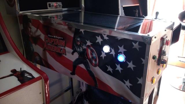 [WIP] TERMINE Mini pincab thème Captain América Img_2063