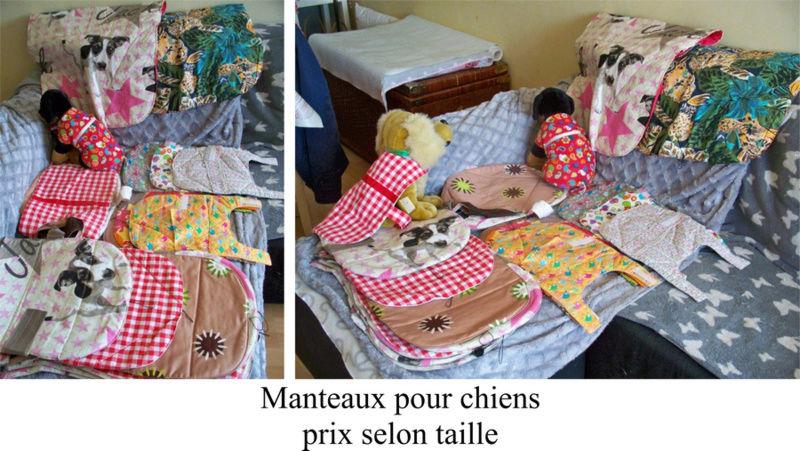 Créations d'Annette 2018 Mantea10