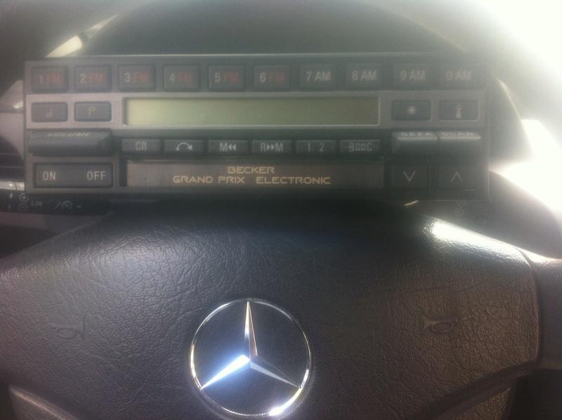 Vendo Auto rádio Becker Grand Prix Image15