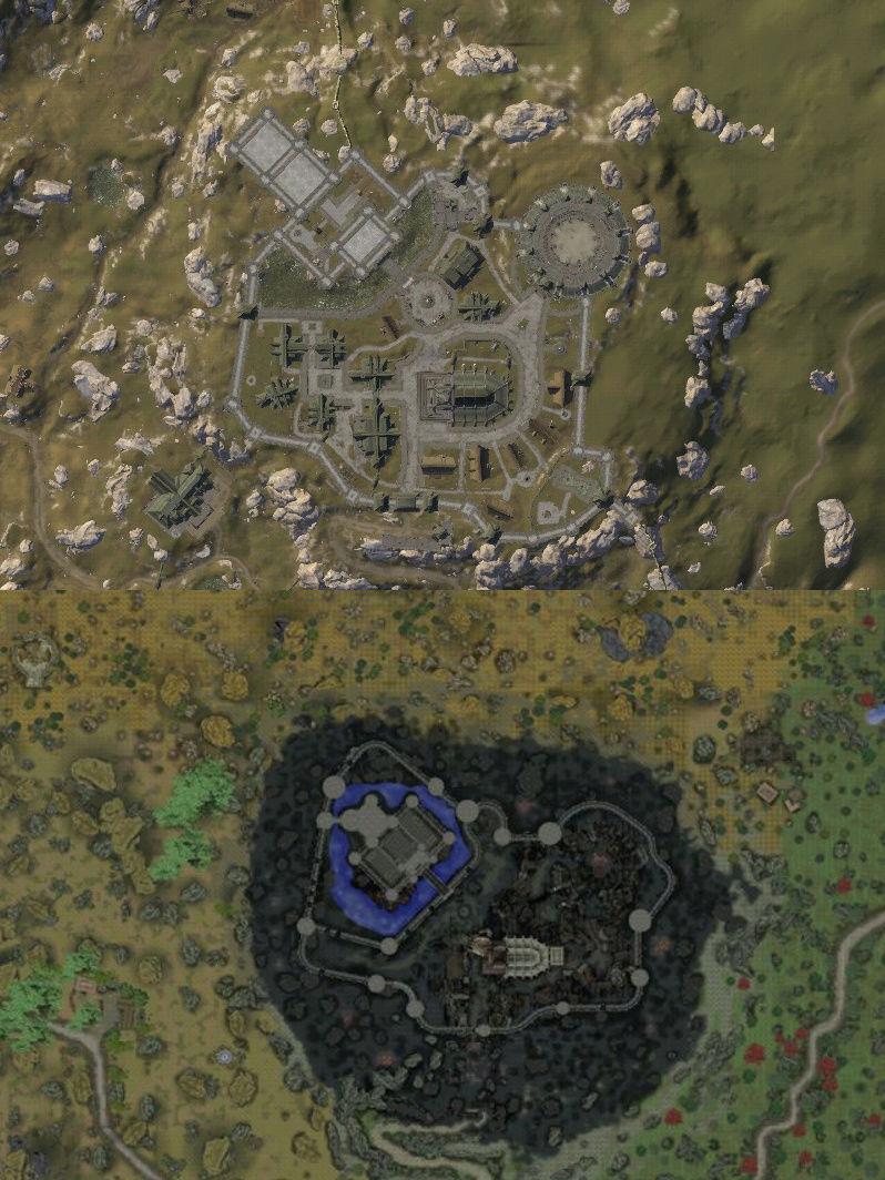 [Comparaisons] TES Online vs TES IV: Oblivion > Anvil & Kvatch Kvatch10