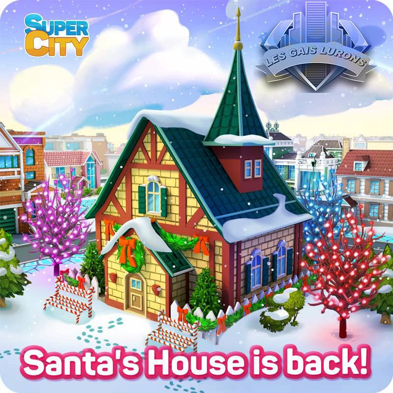 Maison du Père Noël 013