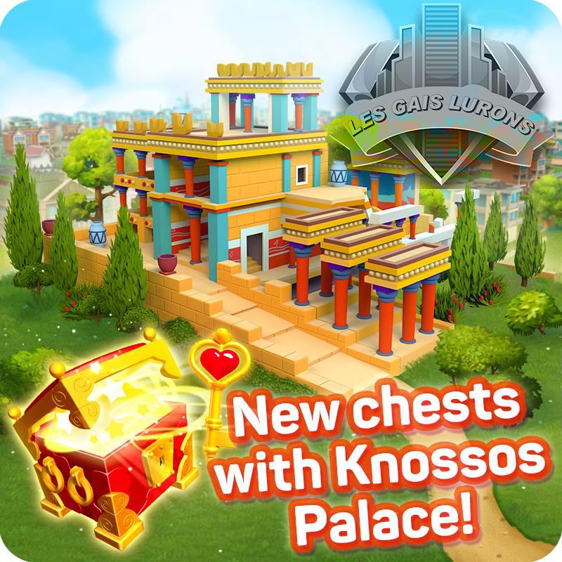 le palais de Knossos 33943410