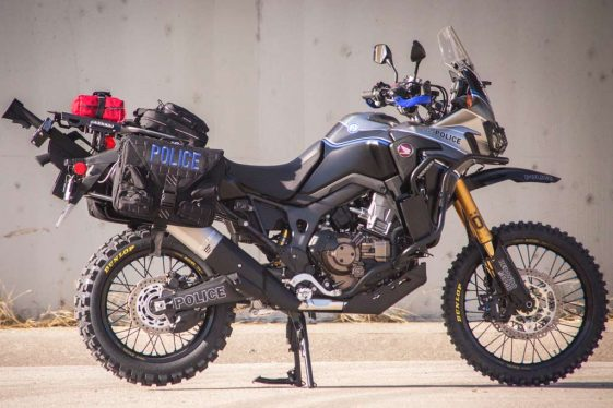 Africa Twin Police Redond10