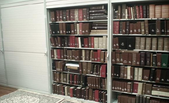 مكتبة المسجد النبوي 111