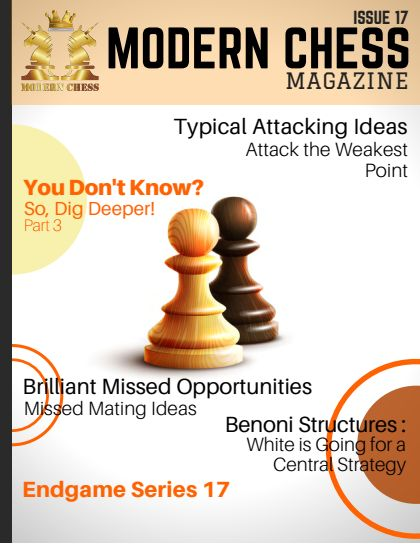 Modern Chess Magazine 17? Mc1710