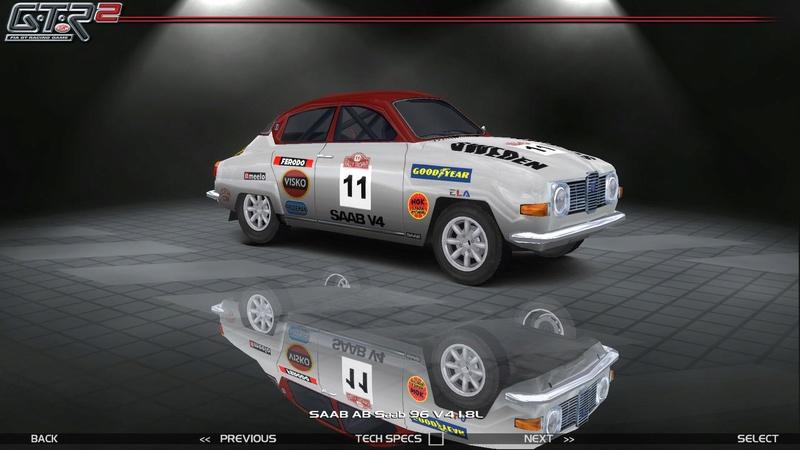 Saab 96 V4 236