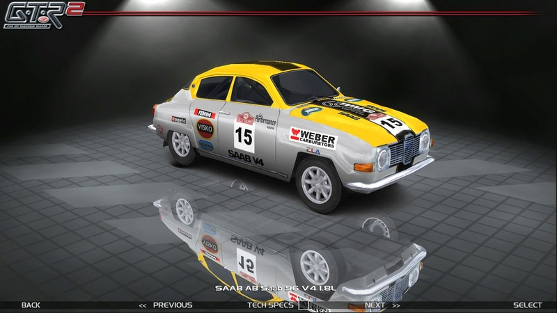 Saab 96 V4 336
