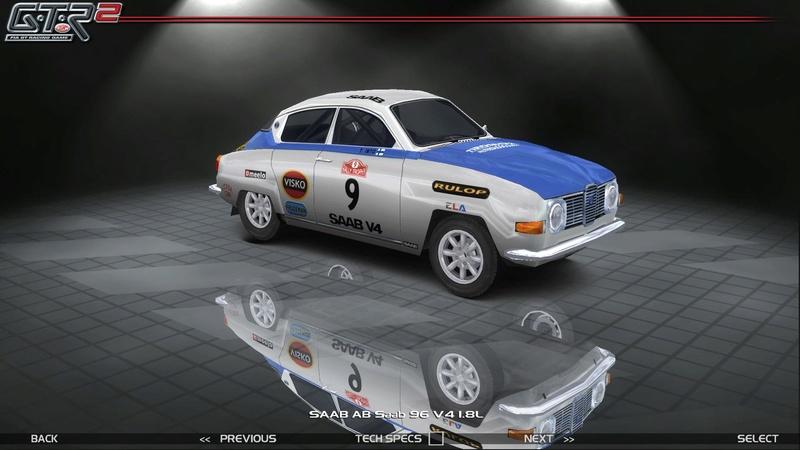 Saab 96 V4 534
