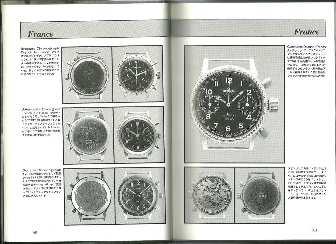 Des livres sur les montres et horloges militaires françaises? Photos11