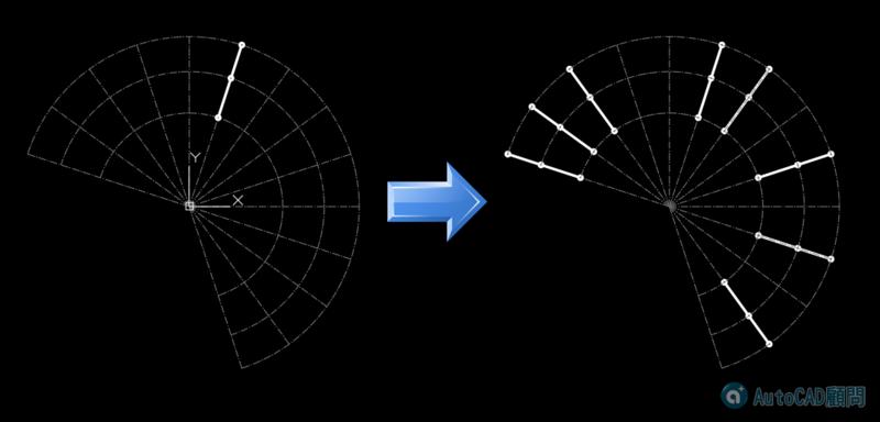 AutoCAD教學 基礎指令測驗題8 000110