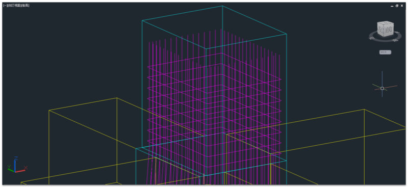 [討論]AutoCAD 3D 柱鋼筋 034010