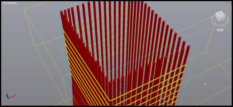 [討論]AutoCAD 3D 柱鋼筋 034110