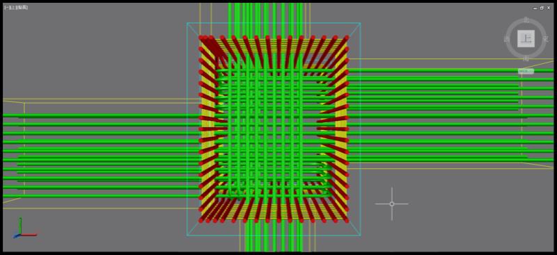 [討論]AutoCAD 3D 柱鋼筋 034210