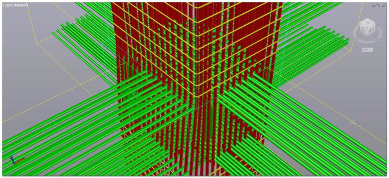 [討論]AutoCAD 3D 柱鋼筋 034310