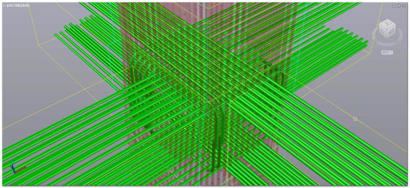 [討論]AutoCAD 3D 柱鋼筋 034410