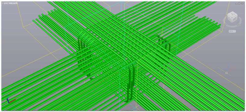 [討論]AutoCAD 3D 柱鋼筋 034510