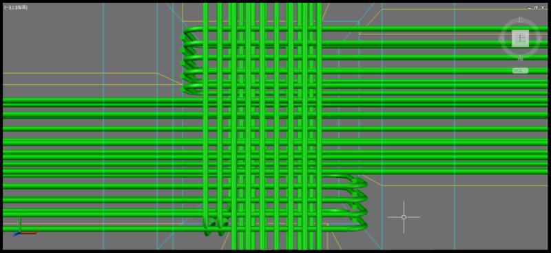 [討論]AutoCAD 3D 柱鋼筋 034610