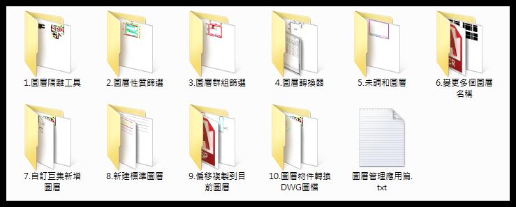 [小單元課程]AutoCAD 圖層應用篇(12/16) 035410