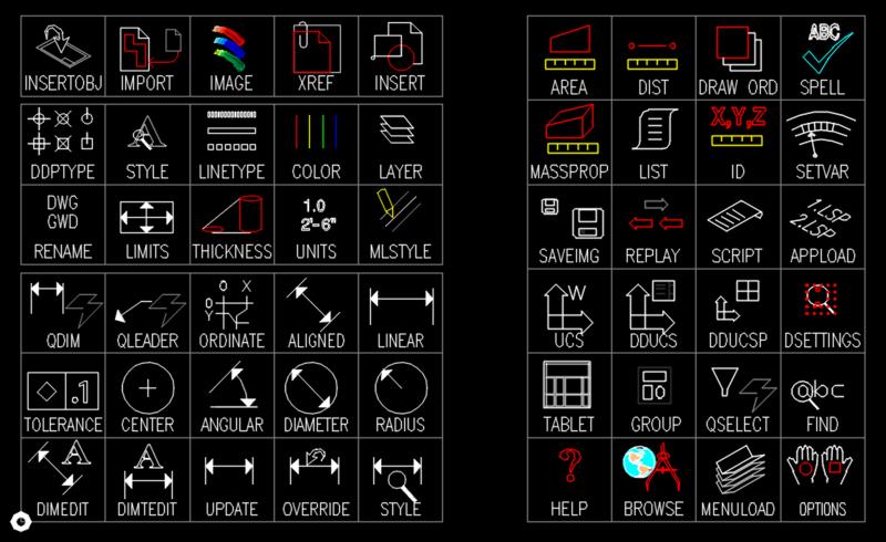 AutoCAD 數位板(內含DWG下載) 037510