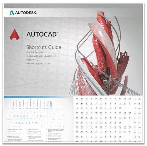[分享]AutoCAD快捷鍵指南.PDF-英文版 039210