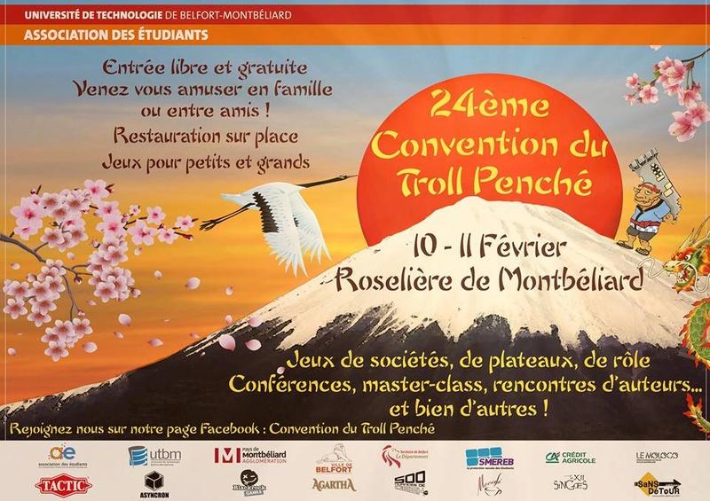 24ème Convention du Troll Penché à Montbéliard 25395910