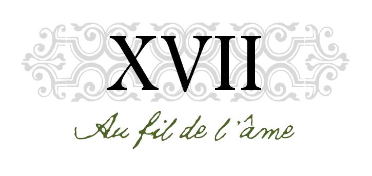 XVII: au fil de l'âme. Logo410