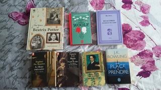 Spring reading challenge - La liste d'Angellinelit 20180410