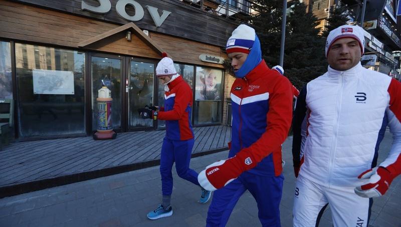 Norge til OL i Sør-Korea/한국의올림픽서르웨이 - Страница 6 1ywbme10
