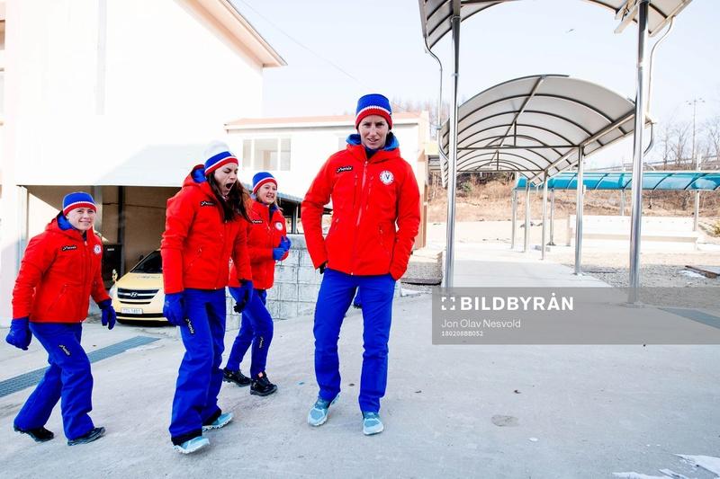 Лыжные гонки / 크로스컨트리 스키 Часть I. Bb180344