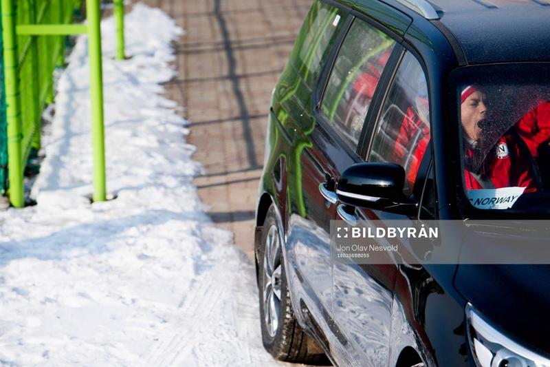 Лыжные гонки / 크로스컨트리 스키 Часть I. Bb180345