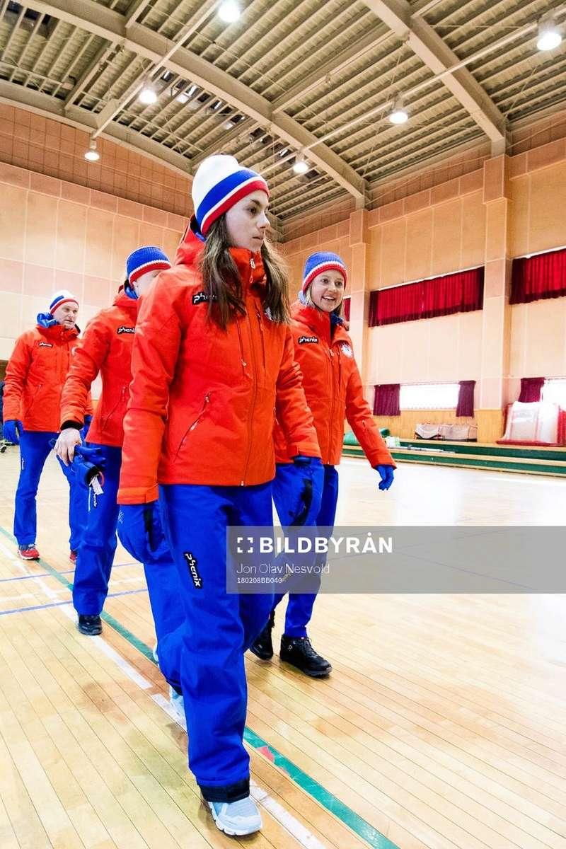 Лыжные гонки / 크로스컨트리 스키 Часть I. Bb180361