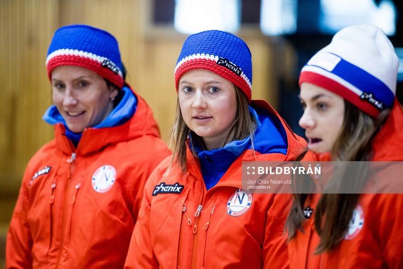 Лыжные гонки / 크로스컨트리 스키 Часть I. Bb180365