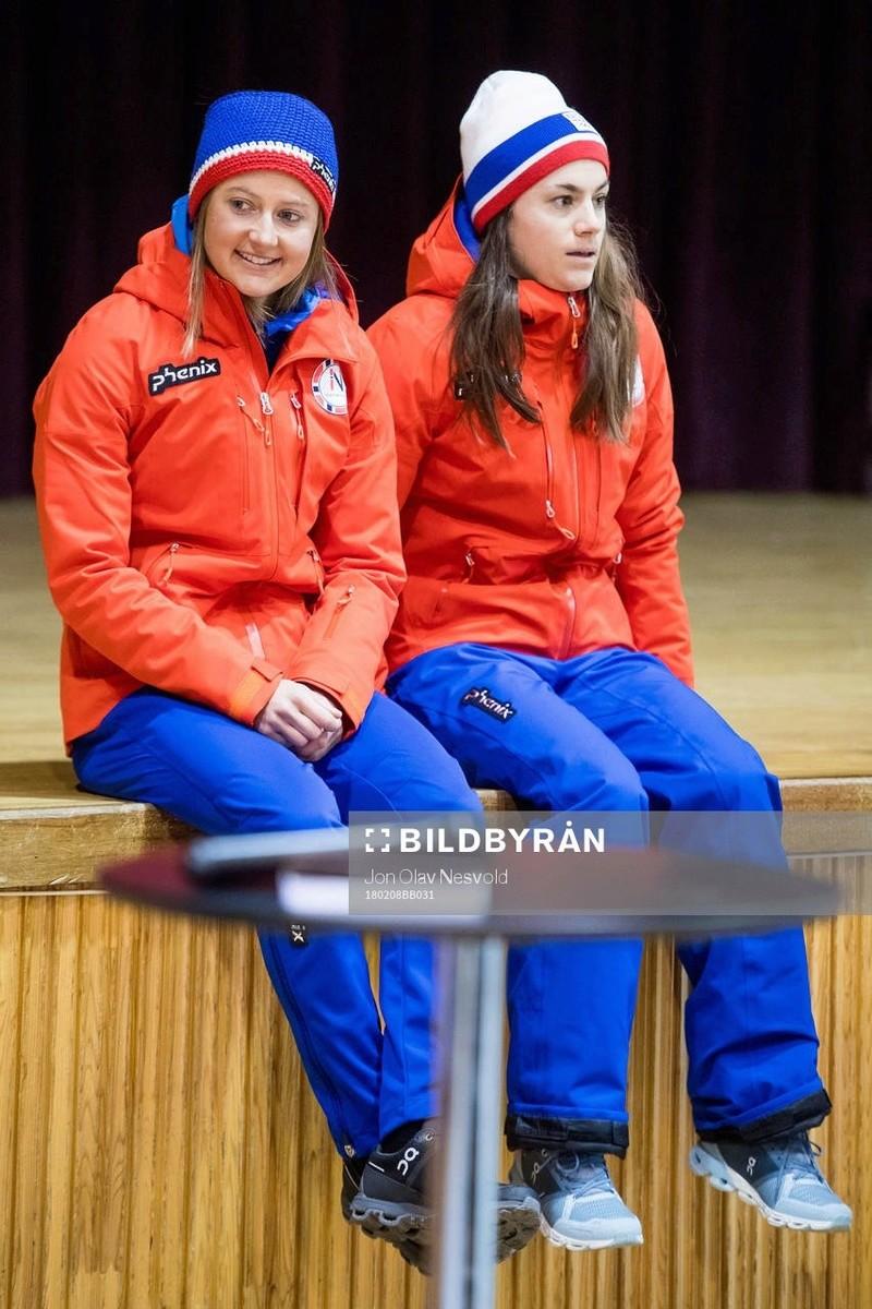 Лыжные гонки / 크로스컨트리 스키 Часть I. Bb180366