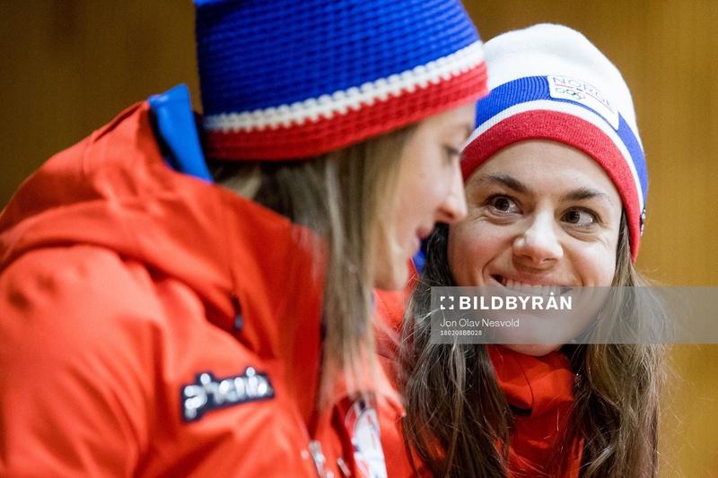 Лыжные гонки / 크로스컨트리 스키 Часть I. Bb180370