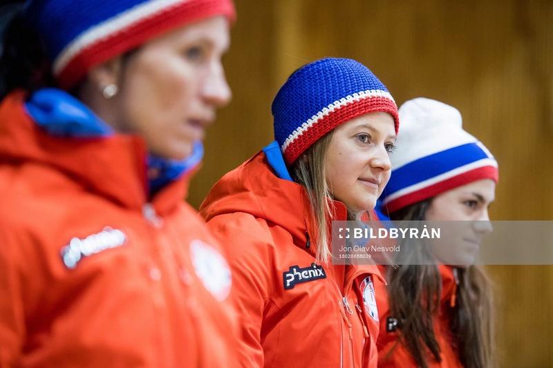 Лыжные гонки / 크로스컨트리 스키 Часть I. Bb180372