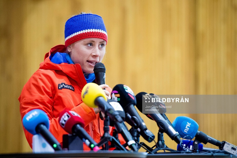 Лыжные гонки / 크로스컨트리 스키 Часть I. Bb180375