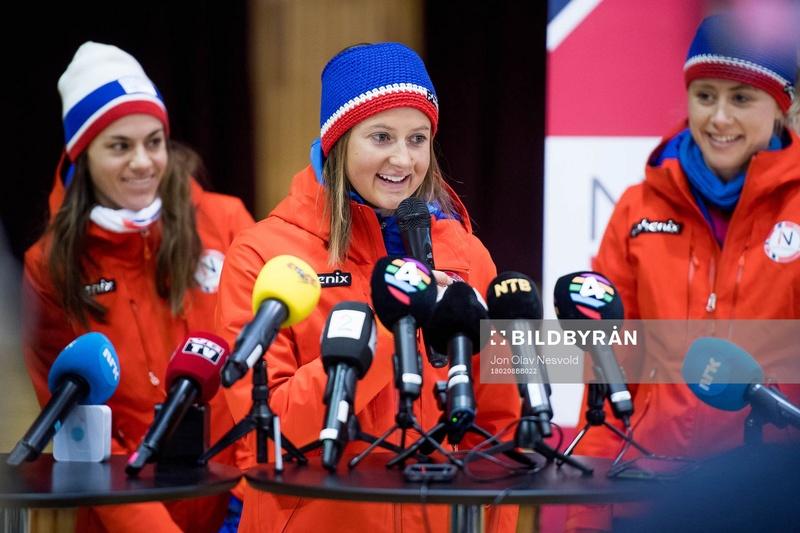Лыжные гонки / 크로스컨트리 스키 Часть I. Bb180376