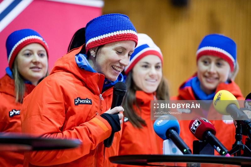 Лыжные гонки / 크로스컨트리 스키 Часть I. Bb180377