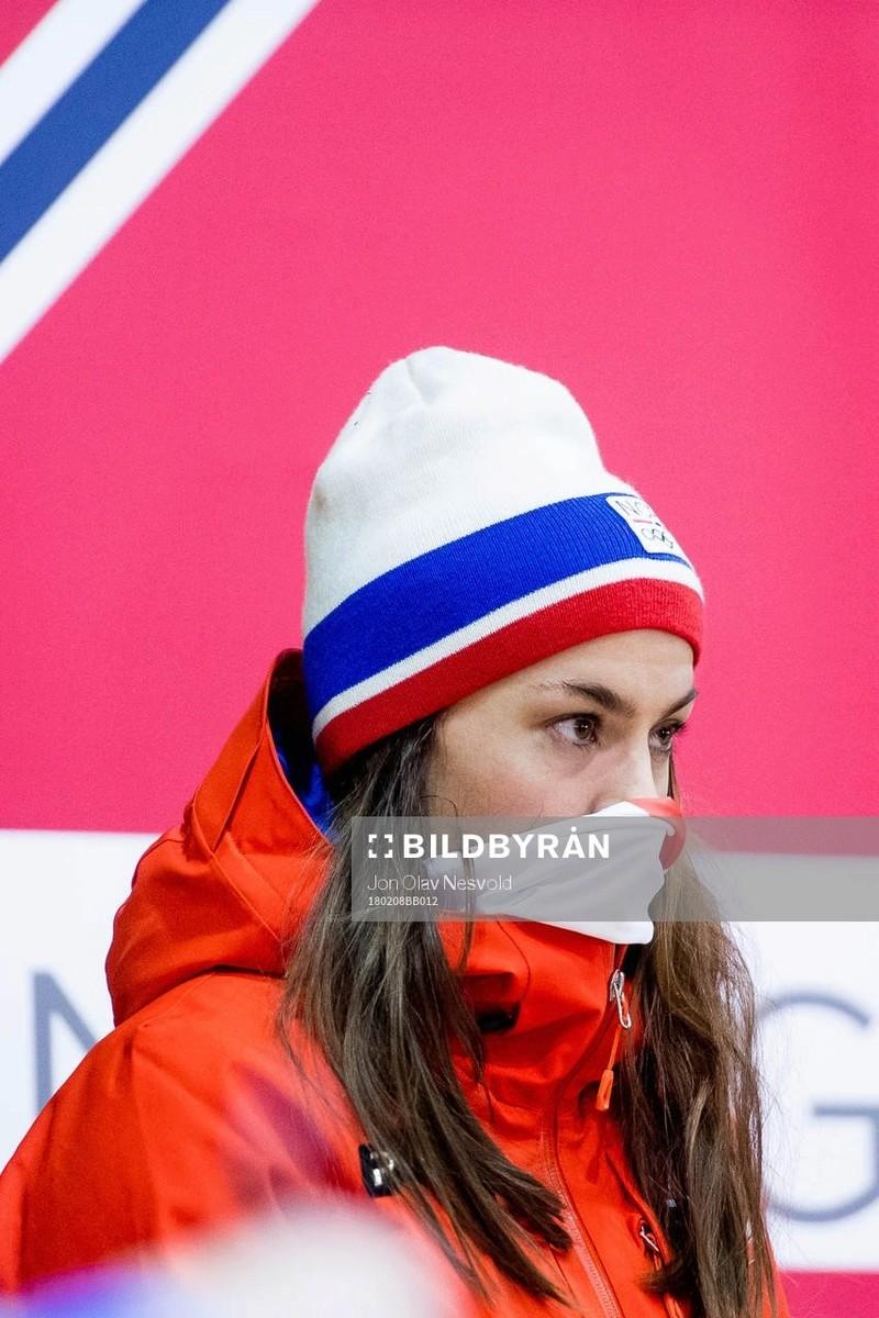 Лыжные гонки / 크로스컨트리 스키 Часть I. Bb180379