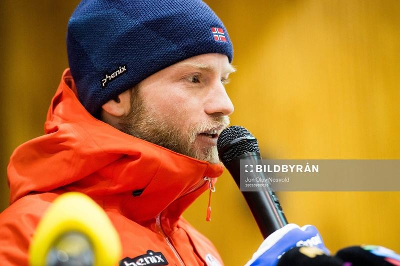 Лыжные гонки / 크로스컨트리 스키 Часть I. Bb180425