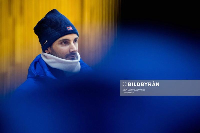 Лыжные гонки / 크로스컨트리 스키 Часть I. Bb180426