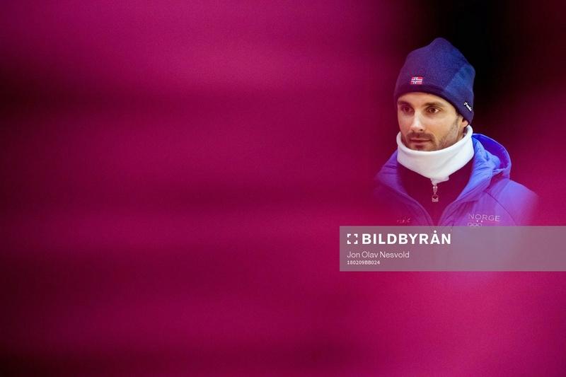 Лыжные гонки / 크로스컨트리 스키 Часть I. Bb180428