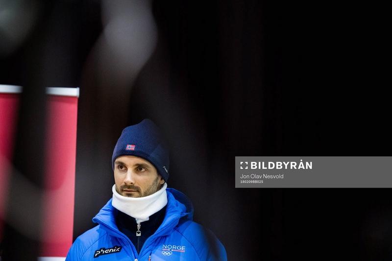 Лыжные гонки / 크로스컨트리 스키 Часть I. Bb180429