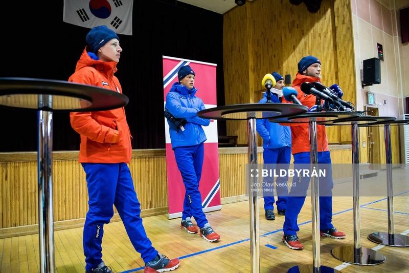 Лыжные гонки / 크로스컨트리 스키 Часть I. Bb180432