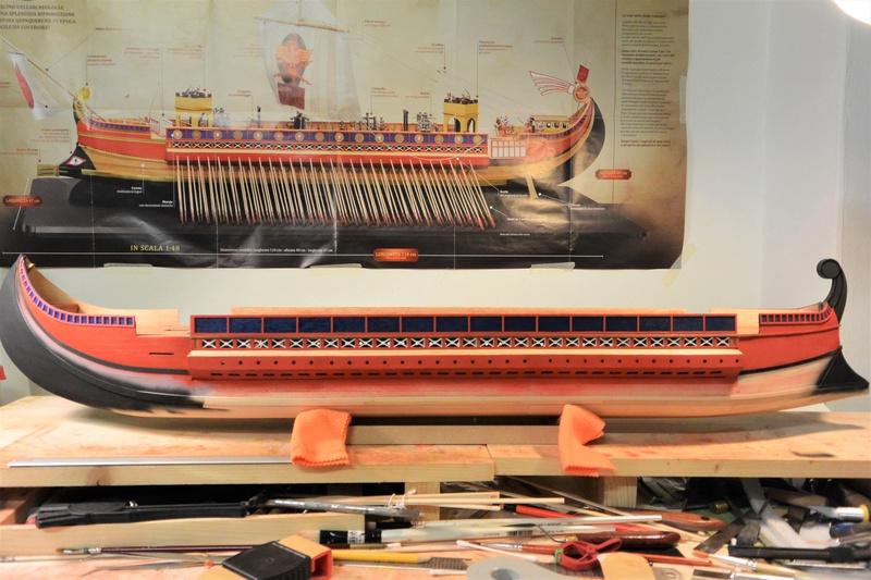 Costruiamo la Nave Romana Quinquereme ? - Pagina 2 Dsc_2847