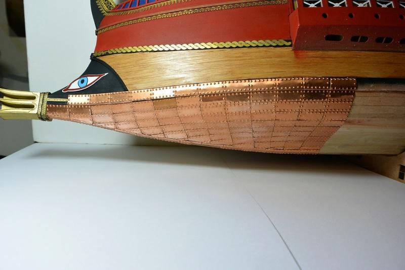 Costruiamo la Nave Romana Quinquereme ? - Pagina 4 Dsc_2911